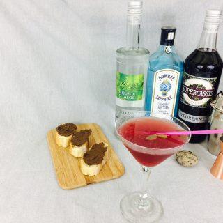 Cocktail Aloe fizz