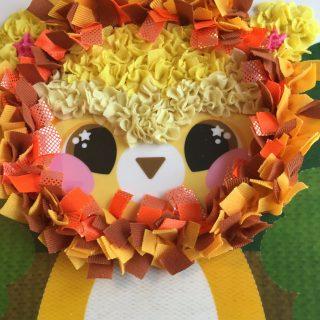 J'ai testé pour vous  My first Design : le lion