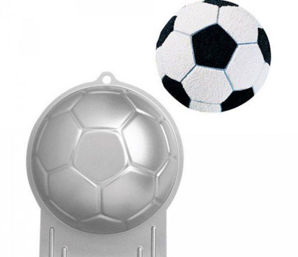 J'ai testé pour vous le moule ballon de foot de chez Wilton
