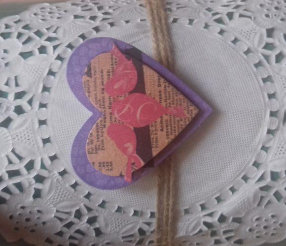 Boîtes déco pour candy bar romantique ???