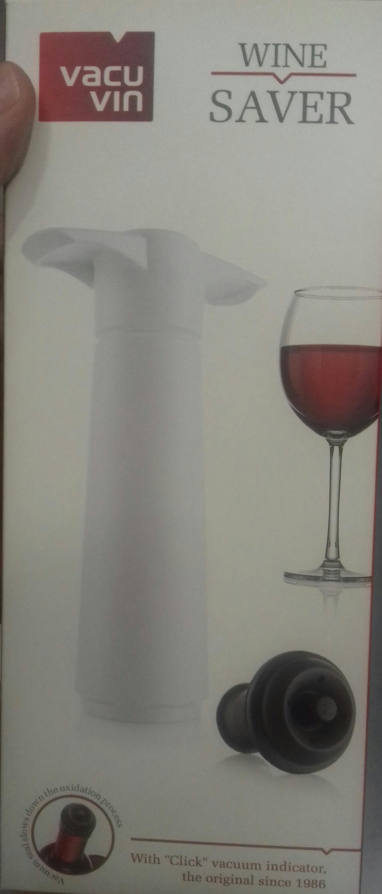 J'ai testé pour vous le système Vacu Vin de conservation des vins ????