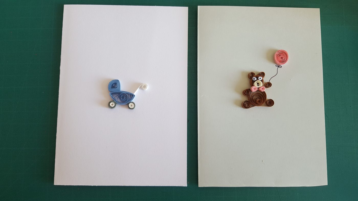 Carterie quilling