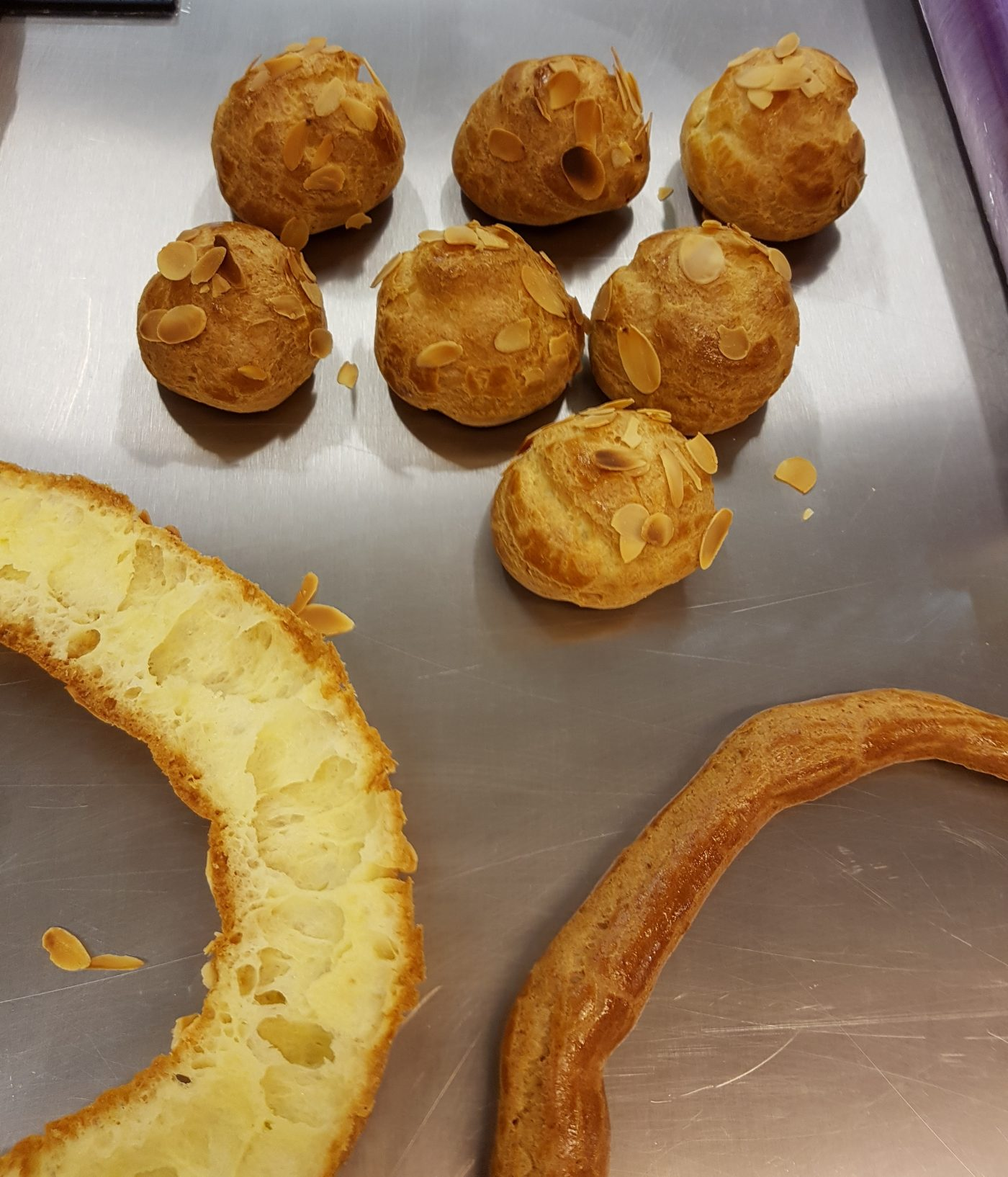 J 39 ai test pour vous le cours de cuisine du paris brest - Cours de cuisine brest ...