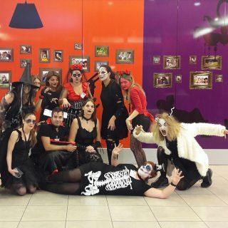 Halloween au Zôdio de Rosny!