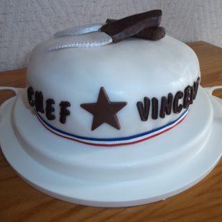 Gâteau du CHEF!!