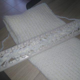 J'ai testé pour vous tricotin long