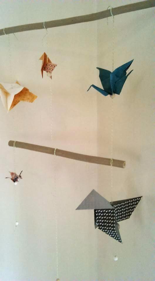 J'ai testé pour vous l'atelier origami