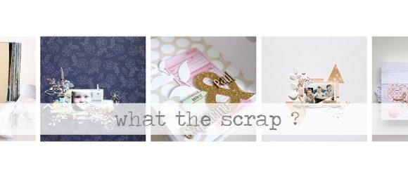 Anne du Blog What The Scrap rejoint les partenaires atelier de Ze Fabrik Zôdio Herblay