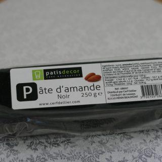 J'ai testé pour vous pâte d'amande Pastisdecor 250g