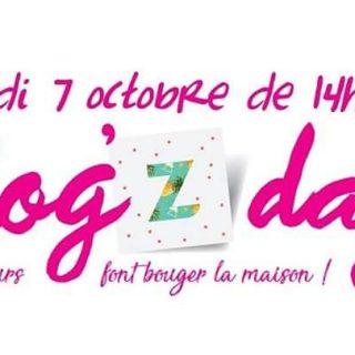 BlogZday le 7 octobre à Plan de Campagne, j'y serais et vous?