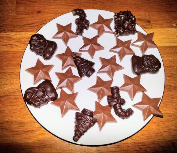 Mes chocolats de fête !