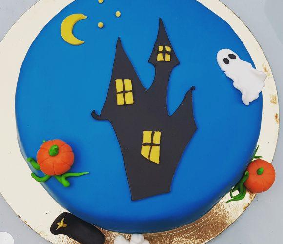J'ai testé pour vous atelier cake design spécial Halloween