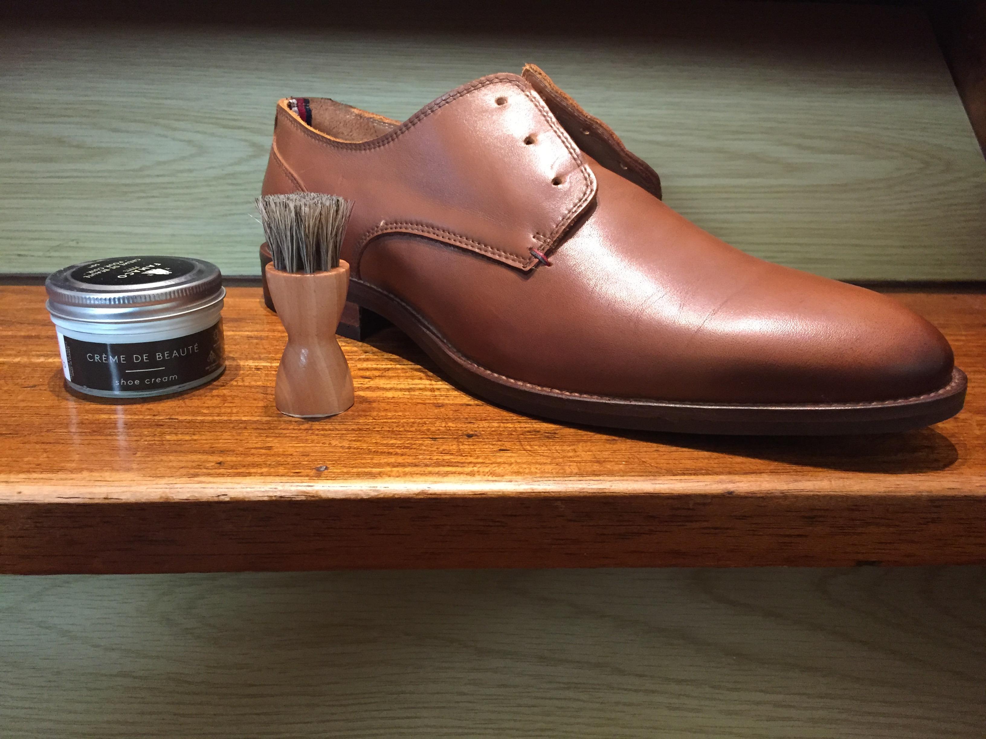 Comment cirer ses chaussures en cuir
