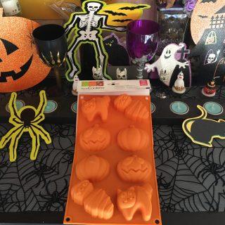 J'ai testé pour vous moule Silicone Multi Halloween de Scrapcooking