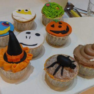 Cupcakes halloween !!!