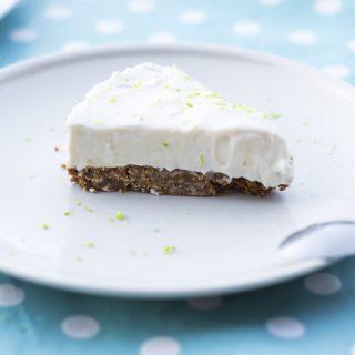 Cheesecake citron - speculos