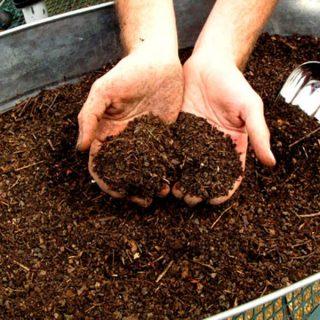 je fais mon compost