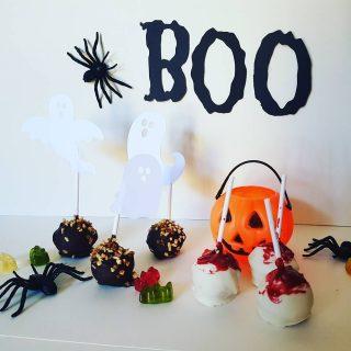 Cake Pop Halloween