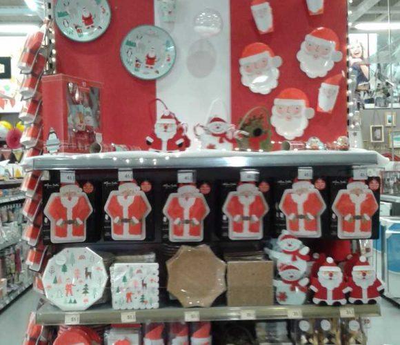 Le Pere Noel  arrive!!!!!!!!!