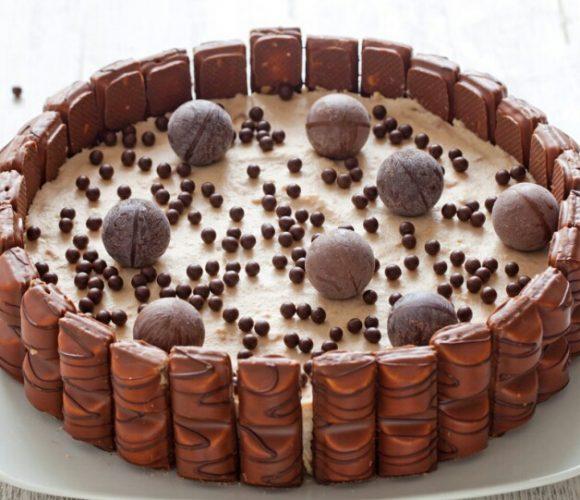 Gâteau ? aux Kinder Bueno ??