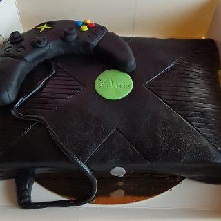 Gâteau XBox