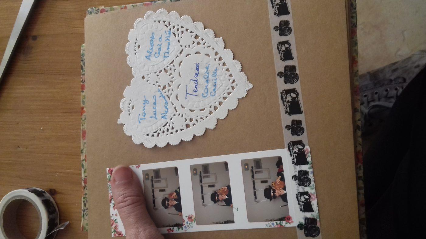 J'ai testé pour vous le rouleau masking tape 10m TOGA photo vintage