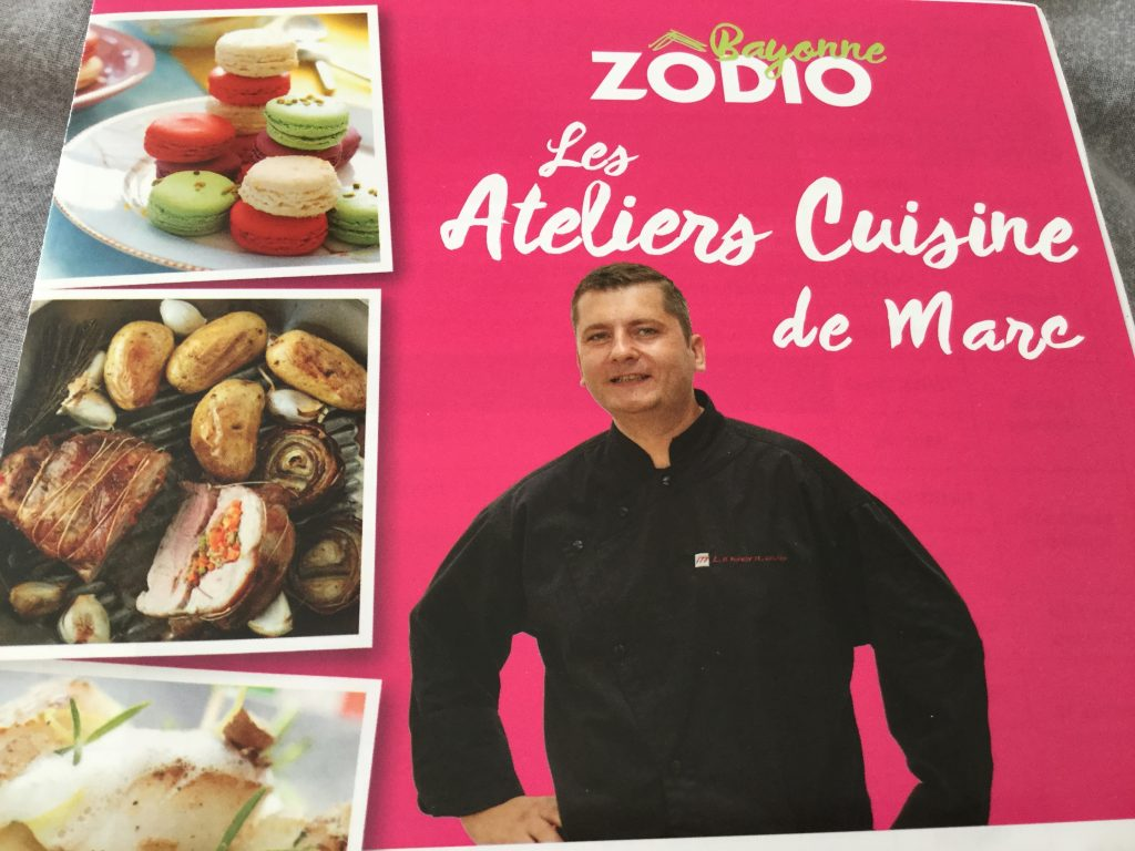 Atelier cuisine prestige zodio bayonne blog z dio - Zodio chambourcy atelier cuisine ...