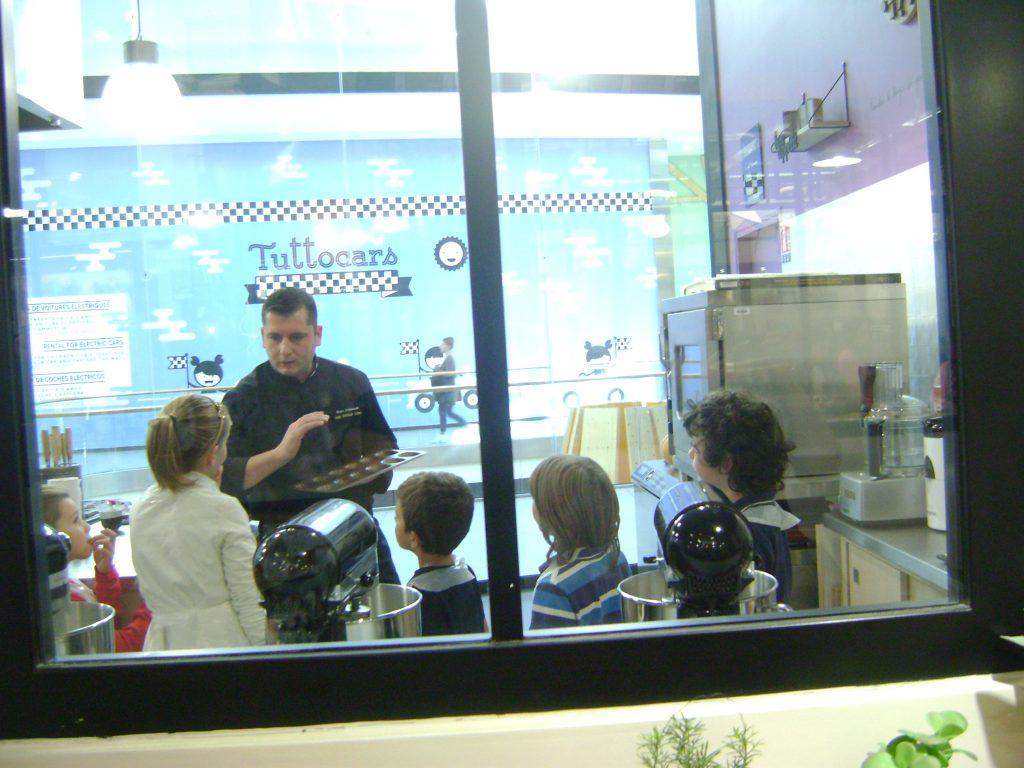 Atelier des enfants zodio bayonne loulous ravis blog - Zodio chambourcy atelier cuisine ...