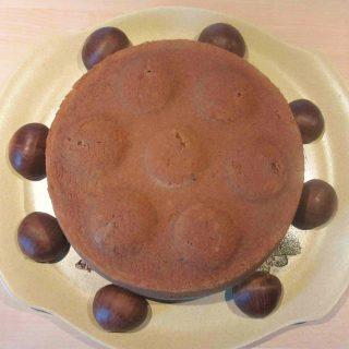 Gâteau moelleux à la farine de châtaigne ... fondant et léger ! si si , je vous assure !