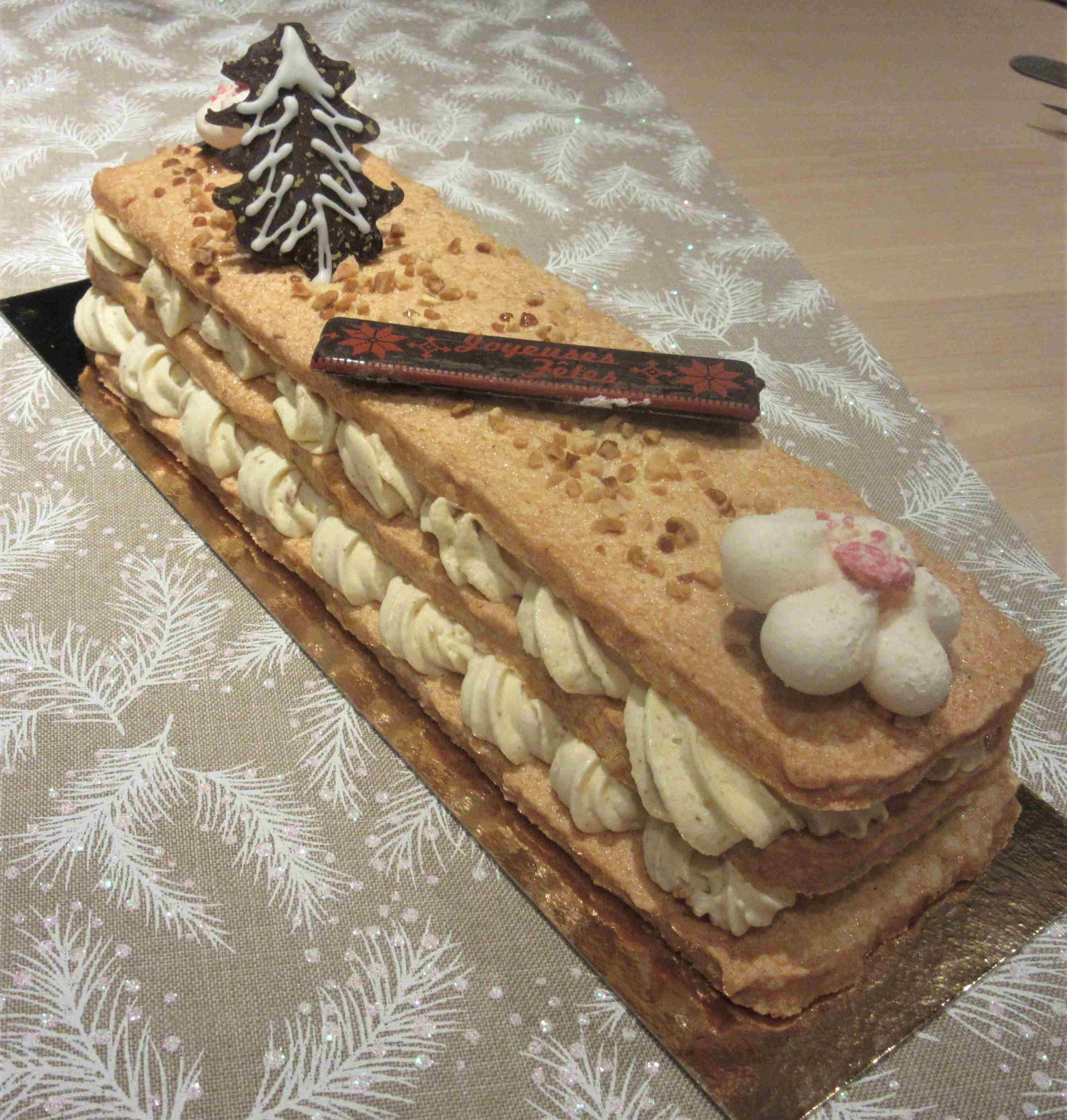 Recette du célèbre gâteau