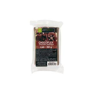 J'ai testé pour vous chocoflex - Chocolat plastique au Lait de Patisdecor