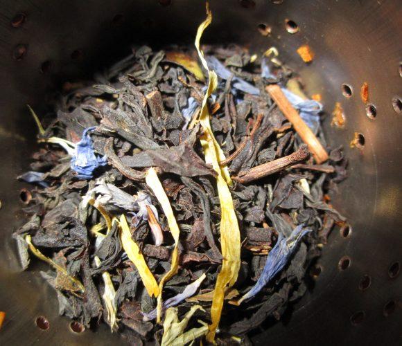 J'ai testé pour vous le thé Etoile des Neiges de George Cannon.
