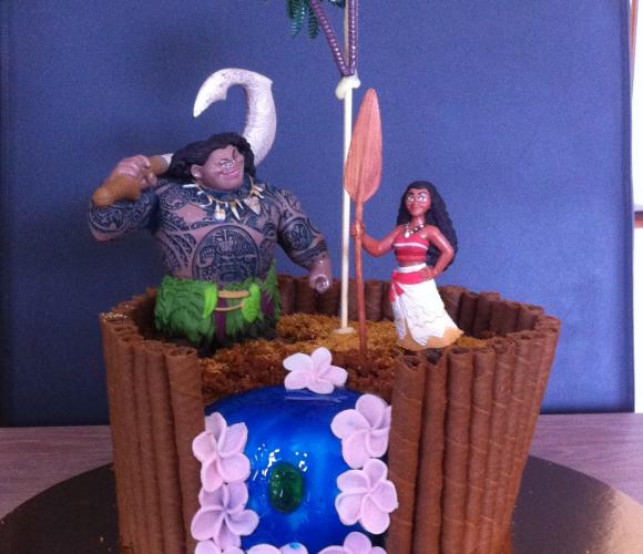 Gâteau Moana