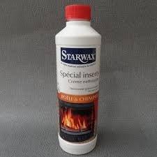 J'ai testé pour vous le nettoyant insert et cheminée de chez STARWAX