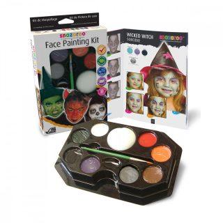 J'ai testé pour vous.... le kit maquillage Snazoroo