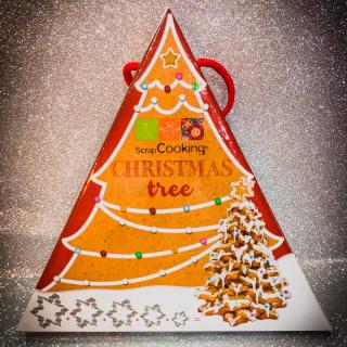 J'ai testé pour vous le kit Scrapcooking Christmas tree