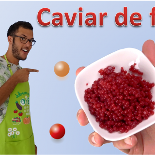 Le caviar de fruits
