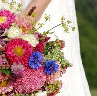 Ze Fâbrik vous propose des ateliers d'art Floral avec Les Bouquets d'Anne Flore