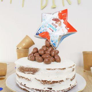 Gravity cake aux Schokobons