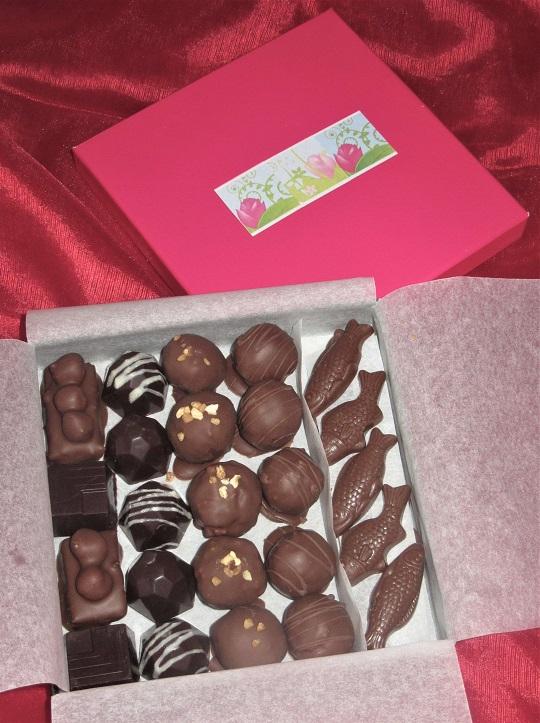 Et si pour les fêtes vous osiez réaliser vos propres CHOCOLATS ?