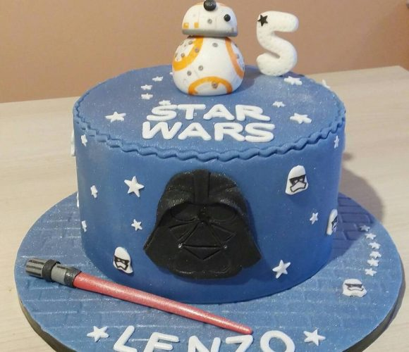 Star wars 100% comestible