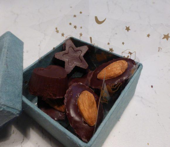 Chocolats de Noël !!!