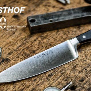 Les Couteaux Wüsthof (Classic)