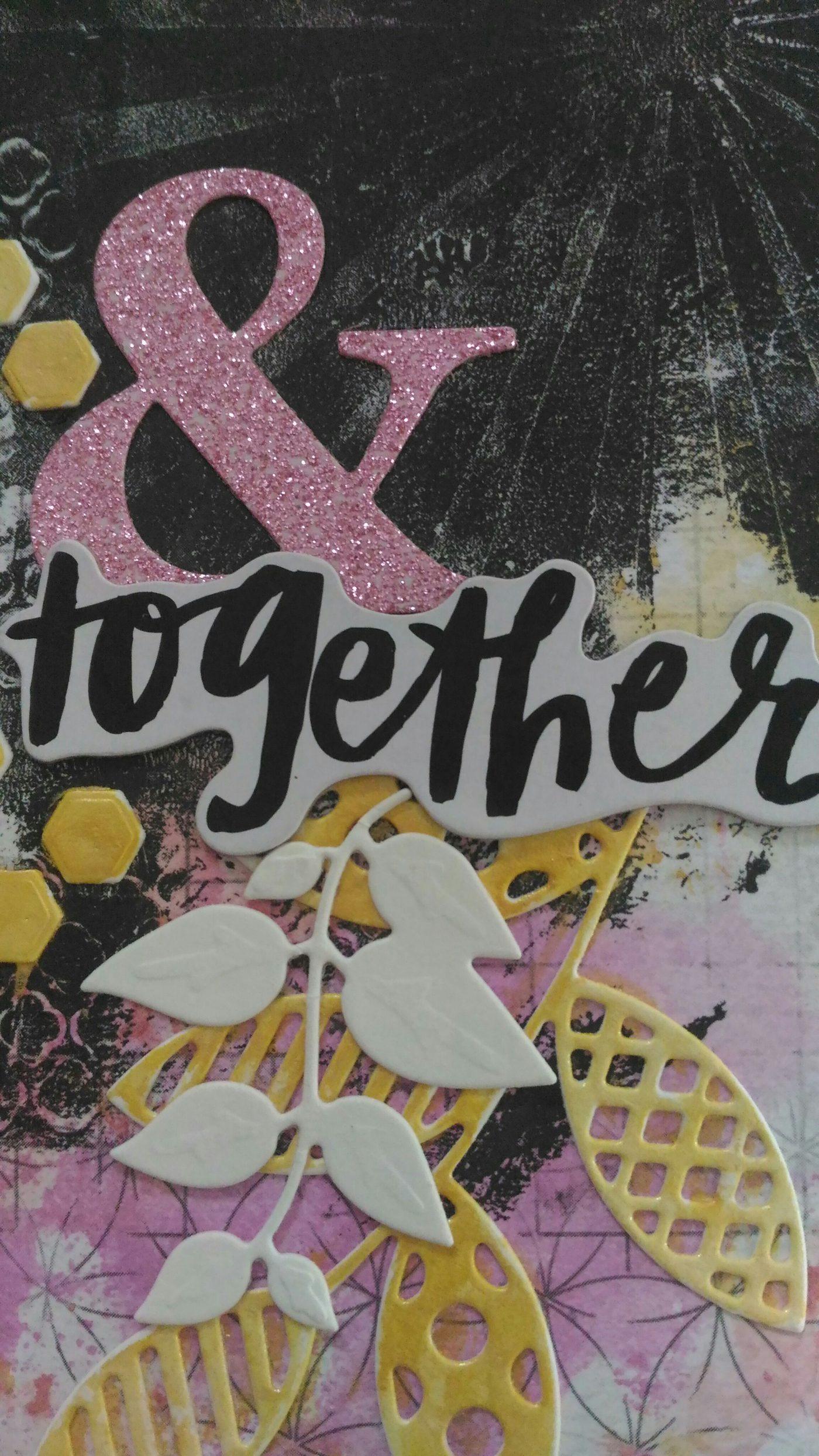 & together...