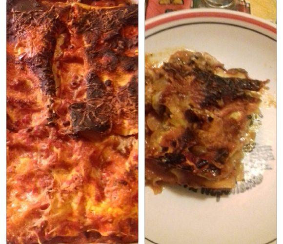 Lasagne alla contadina… Comme aux Champs?