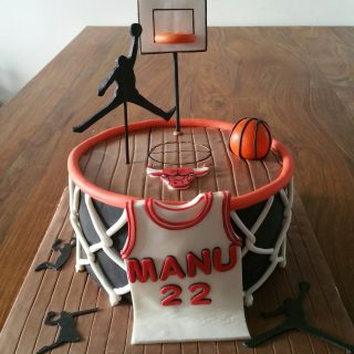 Gateau basket