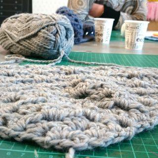 Atelier crochet chez Zodio Reims