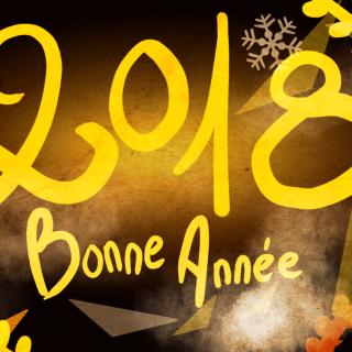 Bonne et Heureuse Année à vous tous !