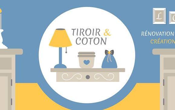 ZeFabrik vous propose des ateliers autour du meuble et  du bois avec Cécile de Tiroir & Coton
