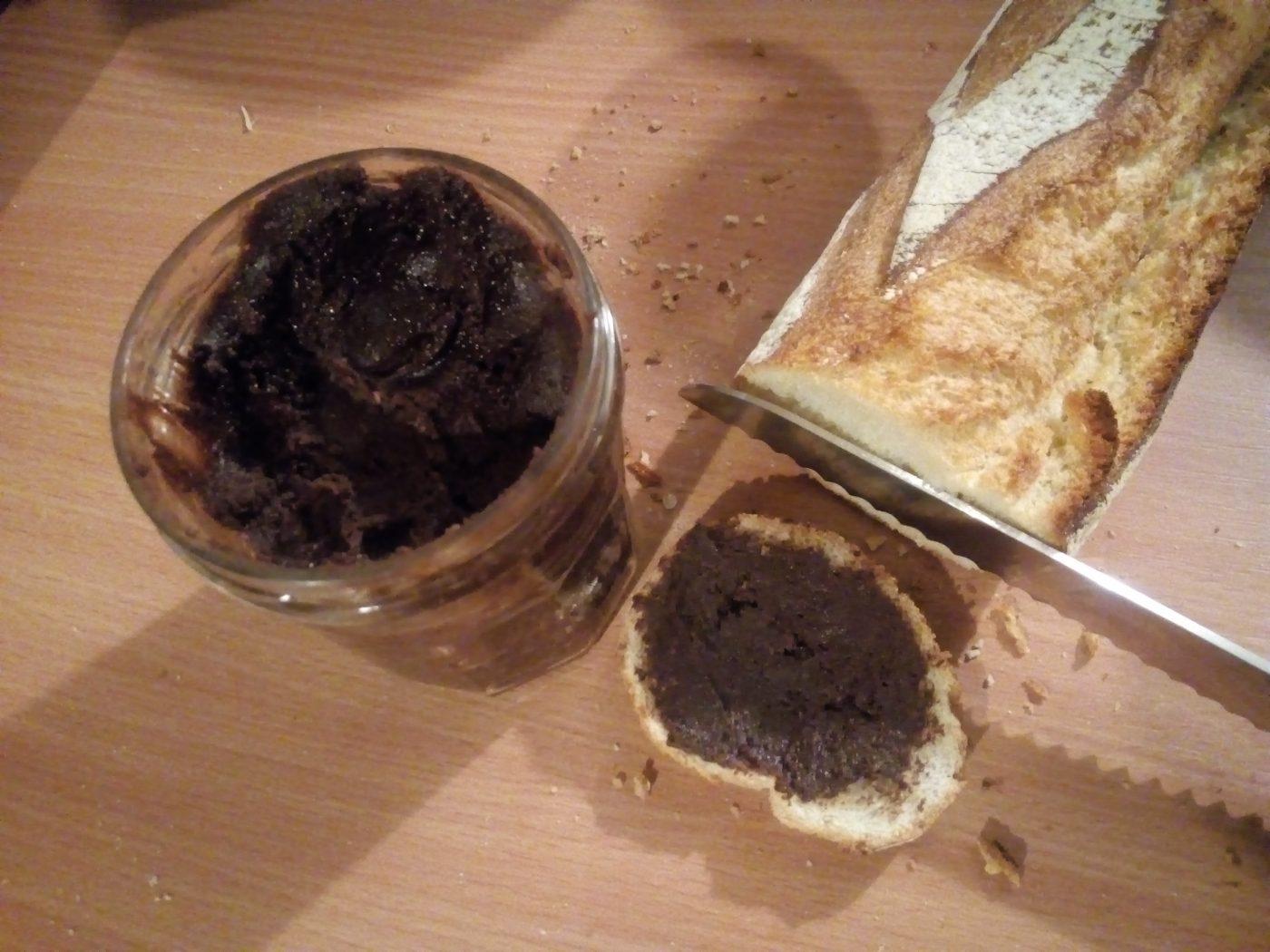 pâte à tartiner maison